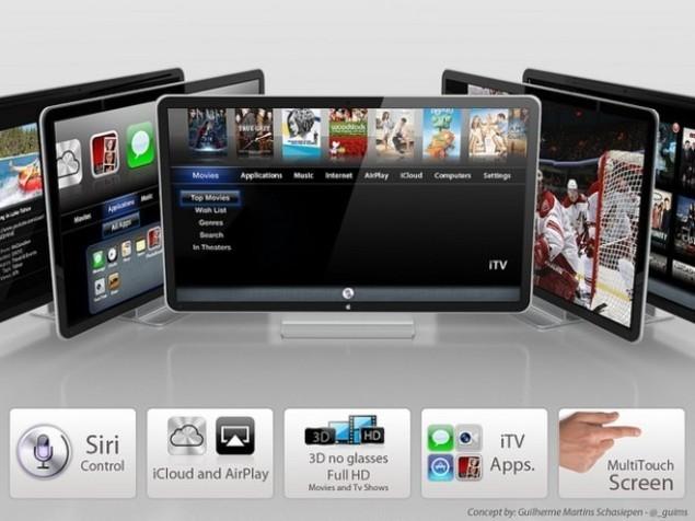 Televizorët Apple