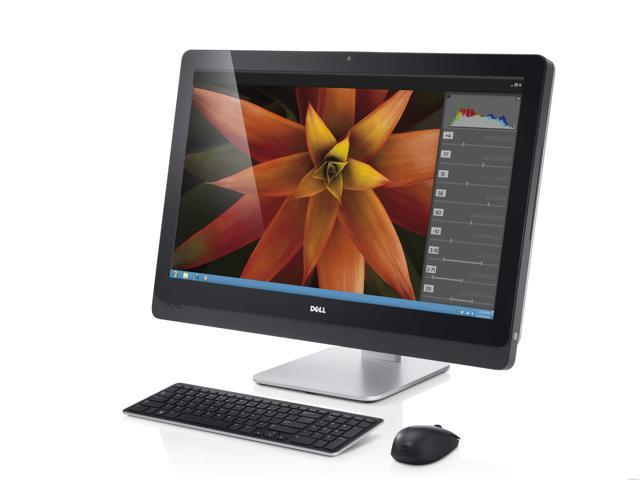 """Dell paraqet tre kompjuterë të rinj """"Të gjitha në një""""."""
