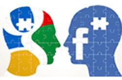 Facebook vs. Google: Kush do të fitojë?