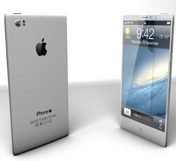 iPhone 5 me pamje krejtësisht të re