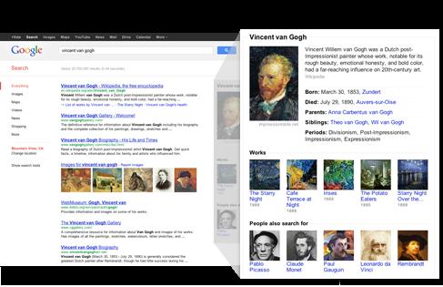 Kërkimi me Google njëmijë herë më i mençur