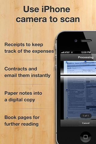 Kthejeni iPad-in në një skaner, kopjues, dhe faks me Scanner Pro
