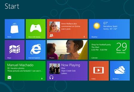 Microsoft sjell ndryshime në Windows 8