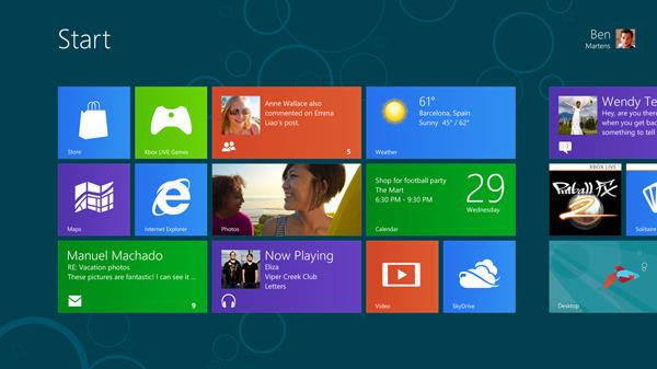 Windows 8: Siguria dhe të rejat
