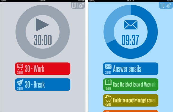 Organizoni punët tuaja me aplikacionin 30/30