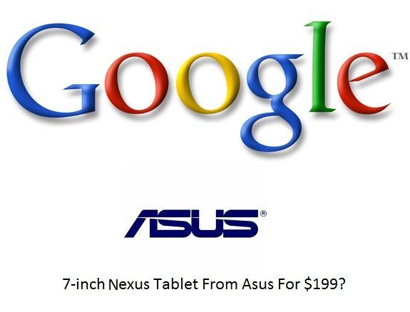 Google dhe Asus lansojnë tabletin Nexus