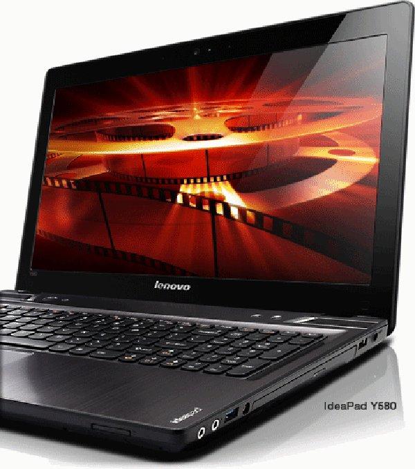 Lenovo fillon të shesë IdeaPad Y580