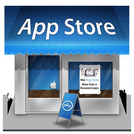 Shfaqen grafikë me aplikacione Retinë në dyqanin e Apple Mac