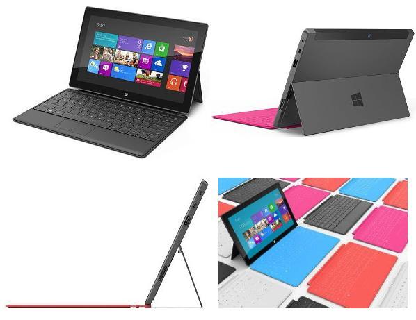 Microsoft Surface lansohet vetëm me Wi-Fi