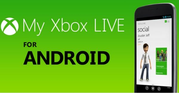 Microsoft prezanton aplikacionin My Xbox Live për Android