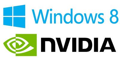 Nvidia lançon GeForce R302, draiverat specifik për Windows 8
