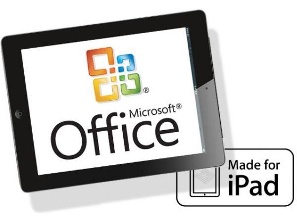 Lansohet Office për iPad