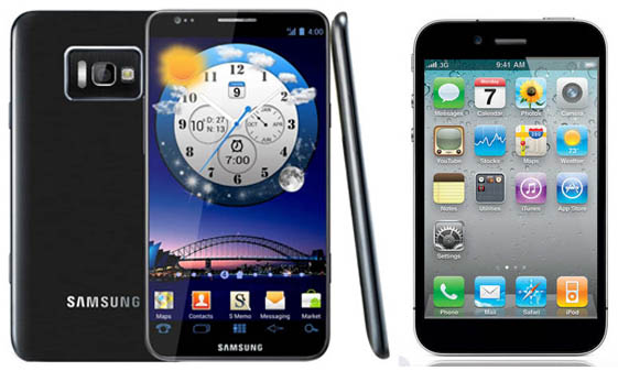 CEO i Foxconn e sheh iPhone 5 triumfues ndaj Samsung Galaxy S III