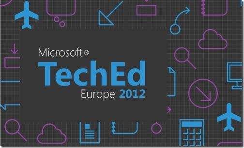 Betim Drenica, pjesëmarrës në TechEd Europe