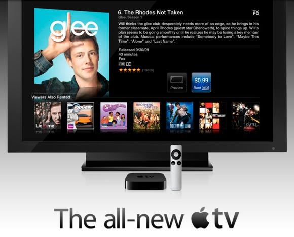 Apple dëshiron që çdo TV i shtëpisë suaj të jetë një ekran nga ndërmarrja e saj