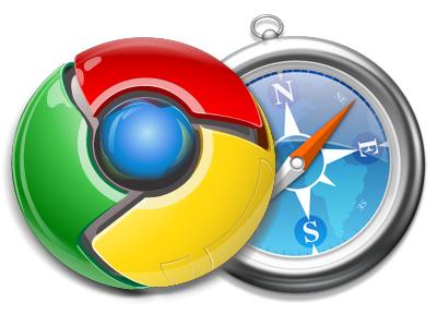 Safari merr një faqe nga Chrome