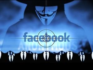 Anonymous sulmon Facebookun