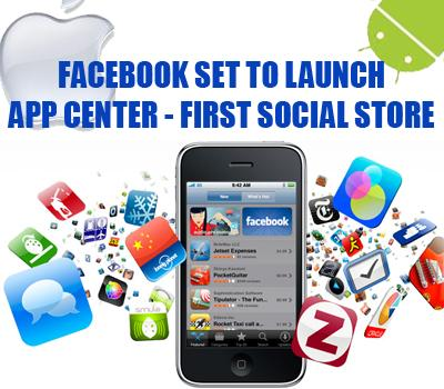Facebook me qendër të aplikacioneve