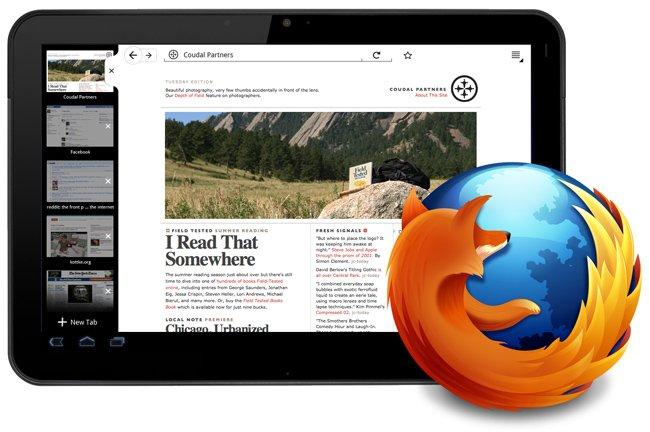 Mozilla ndërton shfletues për iPad