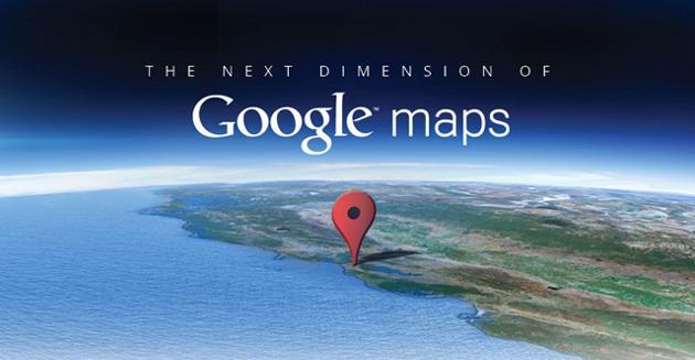 Google Maps me veçori të reja