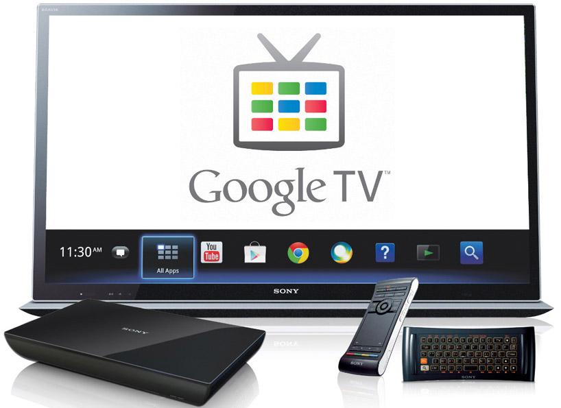 Google TV lansohet në Britani