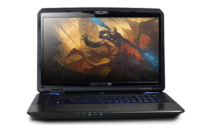 Valkyrie, laptopi 17-inçësh për lojëra