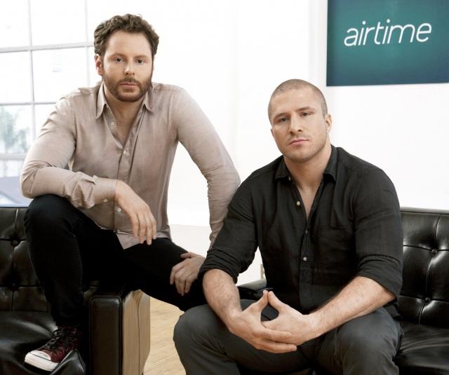 Shawn Fanning dhe Sean Parker lançojnë shërbimin me video Airtime