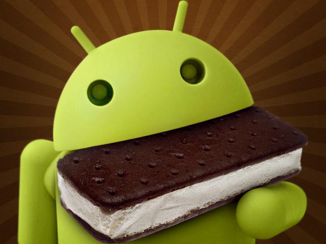 Ice Cream Sandwich vetëm në 10,9% të pajisjeve Android