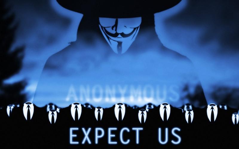 Anonymous i shpall luftë pedofilëve