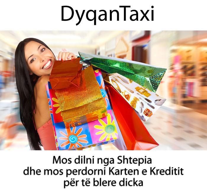 Dyqan Taxi, portali shqiptar për blerje online