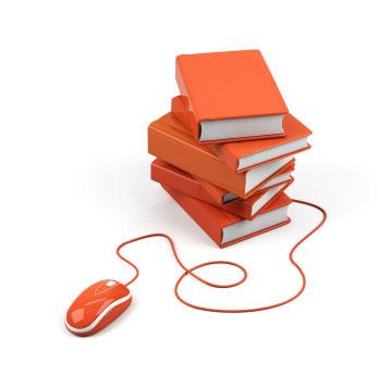 Ueb faqe për publikim falas të e-librave