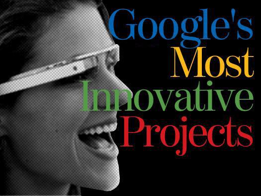 Projektet e Google gjer më sot