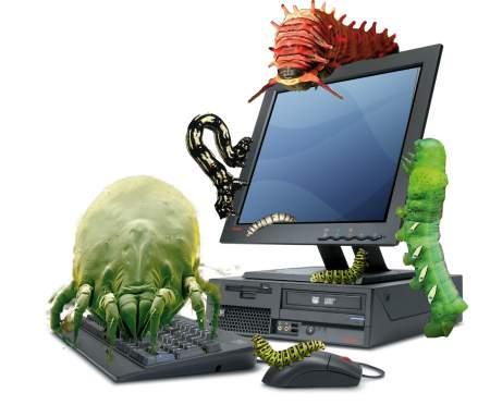 Dallimi mes virusit, krimbit, kalit Trojan dhe Spyware