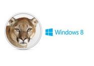 5 gjëra që Windows 8 mund t'i mësoj nga OS X Mountain Lion