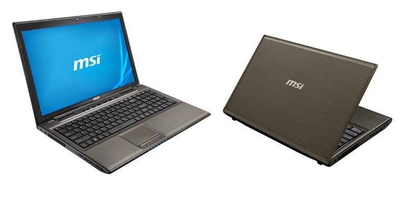 MSI lanson Notebookët Multimedial CX61 dhe CR61
