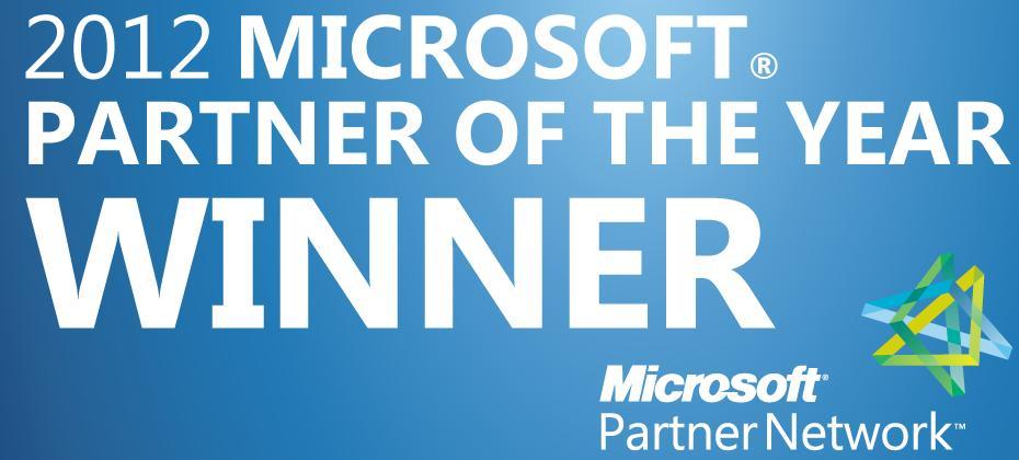 Microsoft prezanton finalistët për shpërblimin Partneri i Vitit 2012