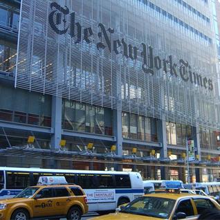 New York Times braktis aplikacionin e vet për BlackBerry