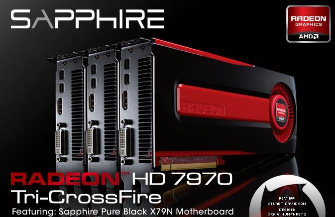 Sapphire HD 7970 6GB Toxic bëhet GPU-ja më e shpejt ne botë