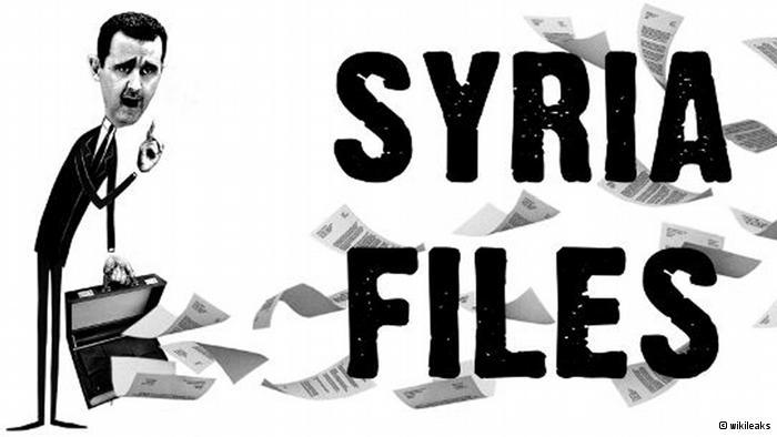 Wikileaks publikon miliona email të dërguar nga politikanët e Sirisë