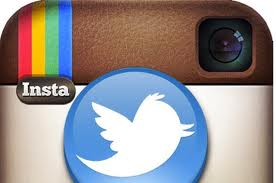 Twitter bllokon Instagramin