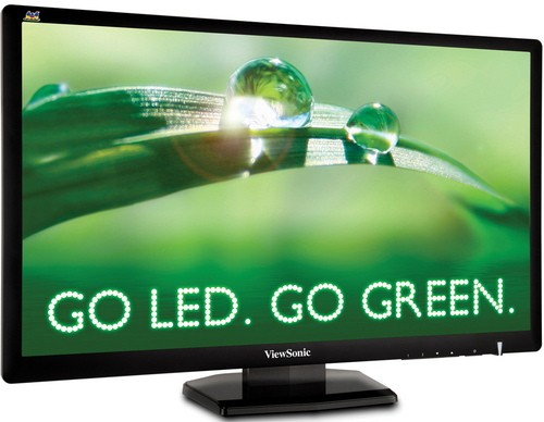 ViewSonic lanson ekranin LED 27 inçësh
