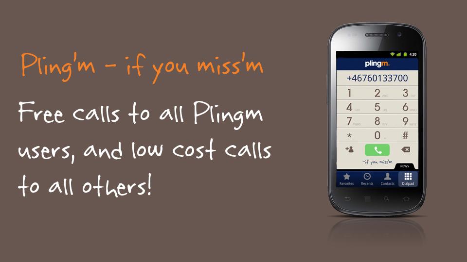 Aplikacioni VoIP Plingm lansohet në Shqipëri