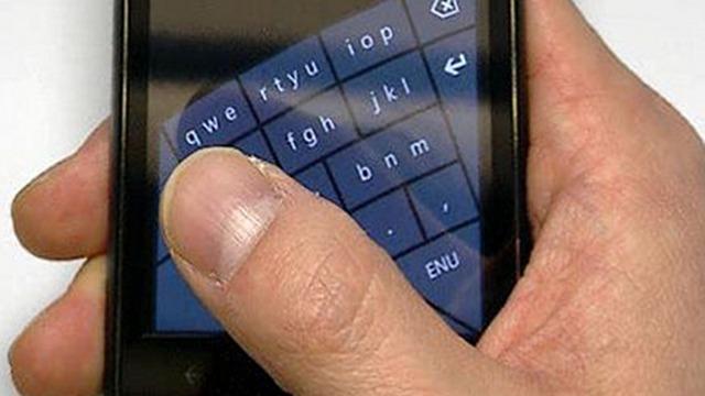 Smartfoni Windows Phone 8 me tastierë të lakuar?
