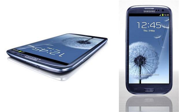 Versioni 64GB i Samsung Galaxy S III ende në përpunim