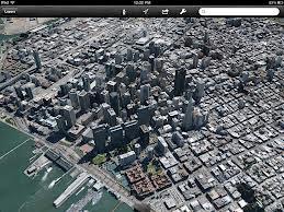 Google Earth sjell imazhe 3D në iPad dhe iPhone