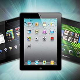 iPad zotëron 68% të tregut të tabletëve