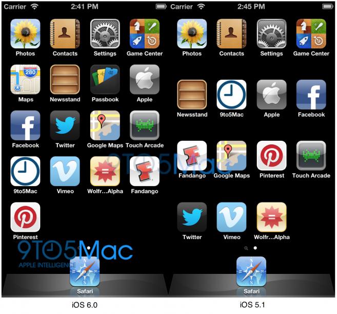 Detaje mbi iPhone-n e ri
