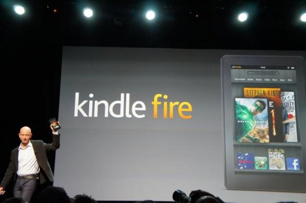 A do të shfaqë Amazon, tabletin Kindle Fire gjatë eventit në shtator?