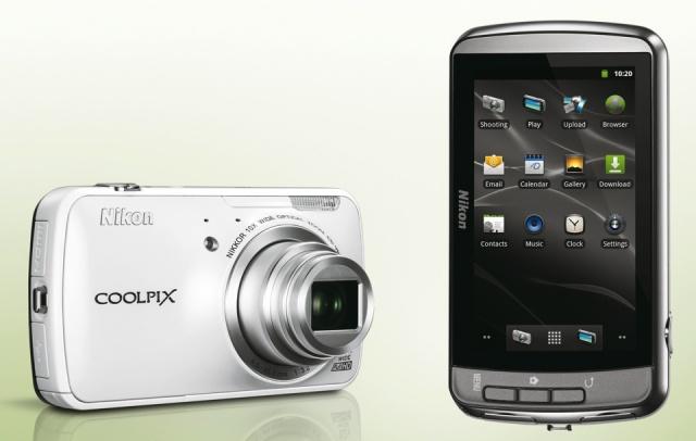 Nikon hedh në treg kamerën dixhitale Android Powered Coolpix s800c
