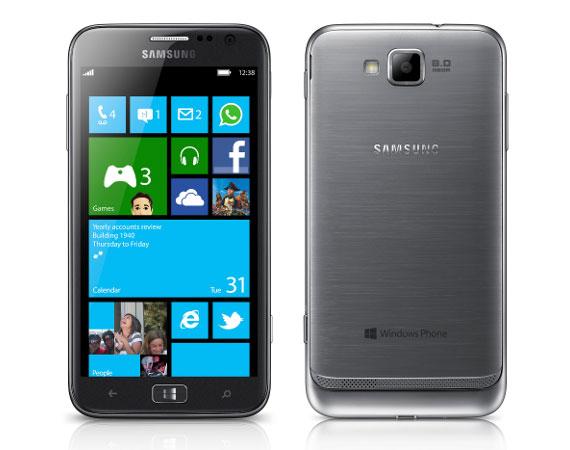 Samsung prezanton telefonin e parë Windows 8, Ativ S